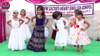 Download Choti Si Pyarisi Nanhisi dance performance,NEW SACRED HEART ENGLISH SCHOOL. Video