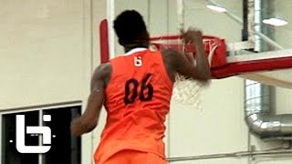 Download Derrick Jones The BEST Dunker In The Nation!? UNLV Rebel Has INSANE Hops! Video