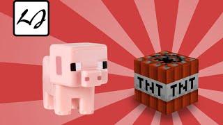 Download 【阿飄日常】Minecraft 如果豬會爆炸?第一炸 Video