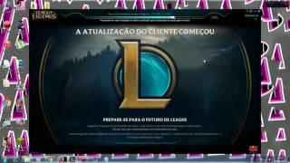 Download LOL- COMO ATUALIZAR LOL MAIS RÁPIDO Video