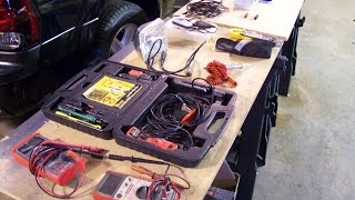 Download Automotive electrical testing tools Video