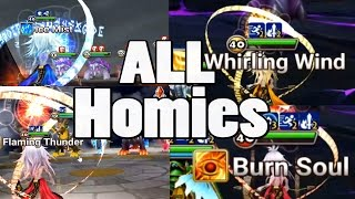 Download YDCB Summoners War - All Elements MAX Evolved Homunculus #TakingBullets Video