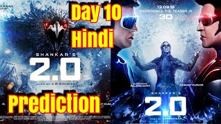 Download 2Point0 Movie Box Office Prediction Day 10 For Hindi Version Video