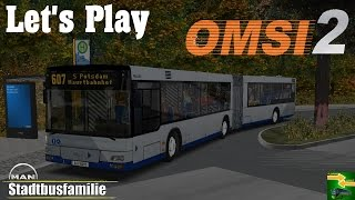 Download OMSI 2 [60 FPS] - Mit dem MAN NG 313 nach Potsdam - Let's Play Omsi 2 [#264] Video