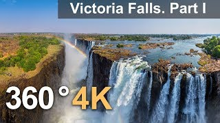 Download 360° Video, Victoria Falls, Zambia-Zimbabwe. Part I Video