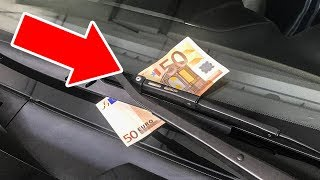 Download If You See Money on Your Windshield, Don't Touch It! Video