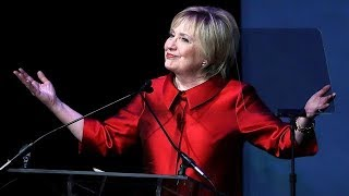 Download Hillary Getting Harvard Award For 'Transformative Impact On Society' Video