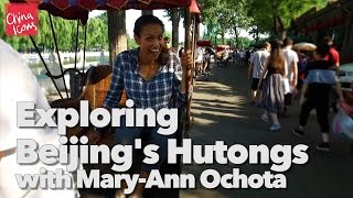 Download Exploring Beijing's Hutongs with Mary-Ann Ochota | A China Icons Video Video