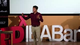 Download Re-imagining tomorrow | Harit Soni | TEDxIBABangalore Video