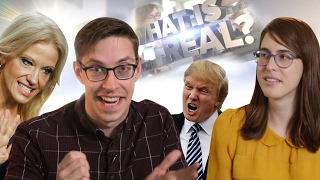 Download What Should You Be Freaking Out About • Real Vs. Fake News Video