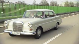 Download Mercedes-Benz 200 Fintail (W 110) 1965 Video