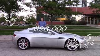 Download Here's What It Cost Me to Own an Aston Martin For a Year Video
