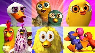Download The Farm's Songs: Birds Mix - Songs for Kids, Children's Music Video