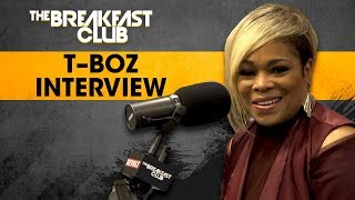 Download T-Boz Discusses Her Autobiography, How Left-Eye Got Her Name, Arguments With Diddy & More Video