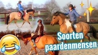 Download Soorten paardenmensen ft. Felinehoi! | LeanneAbigail Video