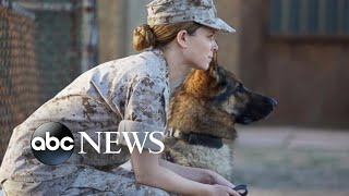 Download Kate Mara on 'Megan Leavey' and her relationship with sister Rooney Video