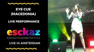 Download ESCKAZ in Amsterdam: Eye Cue (Macedonia) - Lost And Found Video