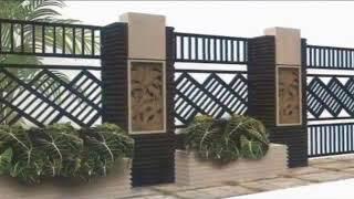 Download Model Pagar Besi minimalis 2018 Video
