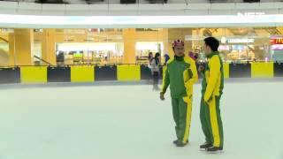 Download IMS - Berlatih olahraga Ice Skating Video