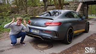 Download This AMG C63 S is Crazy! Manhart CR 700 Video