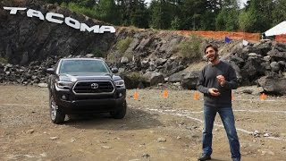 Download Toyota Tacoma 2016 - Prueba A Bordo [Full] Video