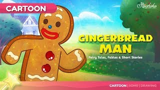 Download The Gingerbread Man Fairy Tales and Bedtime Stories for Kids in English Video
