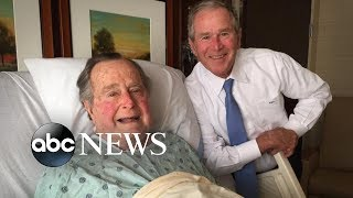 Download New details on last hours of former President George H.W. Bush Video
