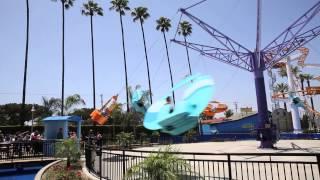 Download Surfside Gliders (HD) - Knott's Berry Farm Video