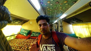 Download Udaipur to Mumbai: 800Kms in a Bus.! Video