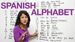 Download Learn how to say the letters and sounds in Spanish Video