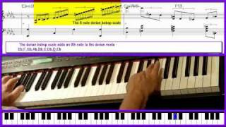 Download 'Body and Soul' - ideas for solo jazz piano Video