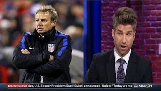 Download Pundits on Jurgen Klinsmann got fired as USA national team manager Video