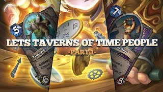 Download Crushing Some Fools in Taverns of Time Arena P1 Video