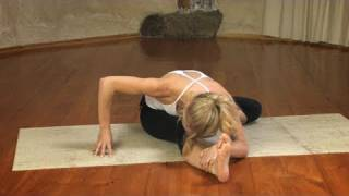 Download Seated Hip Opener Yoga Sequence Video