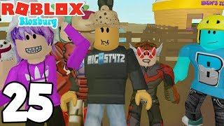 Download BIG HOUSE PARTY! | Roblox BLOXBURG | Ep.25 Video