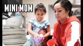 Download SHE'S MY MINI ME! - ItsJudysLife Vlogs Video