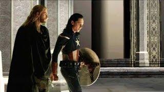 Download Thor: The Dark World: Loki as Captain America Deleted Scene Bonus Feature - Tom Hiddleston Video