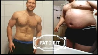Download FAT TO FIT - 50 POUND BODY TRANSFORMATION Video