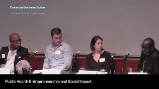 Download Public Health Entrepreneurship and Social Impact Video