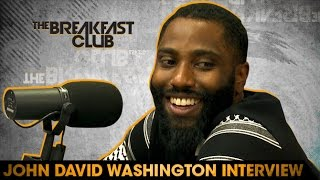 Download John David Washington Interview With The Breakfast Club (7-19-16) Video