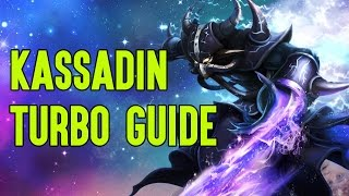Download Kassadin Turbo Guide | How to Play Kassadin In Less Than 60 Seconds Video