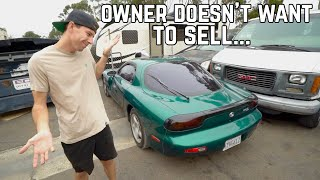 Download Making an offer on a Junkyard RX-7... Video
