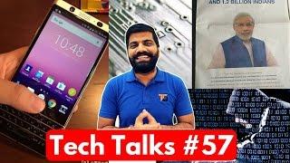 Download Tech Talks #57 - Heavy Fine on Jio, $31M Stolen, Moto G5, AI Microsoft, BlackBerry Mercury Video