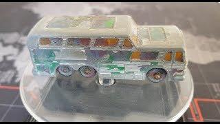 Download MATCHBOX Restoration No 66 Greyhound Bus 1960 Video
