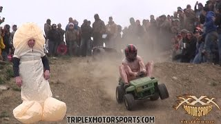 Download NAKED BARBIE JEEP RACING...WTF?! Video