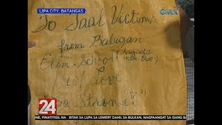 Download 24 Oras: Pagbuhos ng tulong at bayanihan, lubos na ipinagpapasalamat ng mga evacuee Video