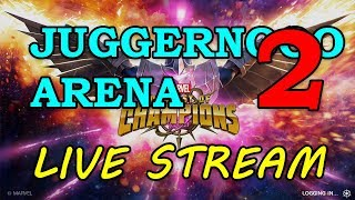 Download Juggernaut Arena - Round 2 - Part 2 | Marvel Contest of Champions Live Stream Video