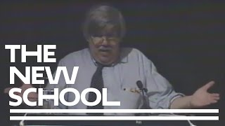 Download 1995 | In the Company of Animals conference, Keynote Address by Stephen Jay Gould | The New School Video