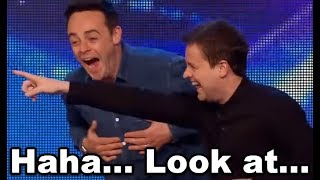 Download 10 *TRY NOT TO LAUGH* CHALLENGE HILARIOUS COMEDIANS OF ALL THE TIME ON AGT AND BGT! Video
