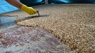 Download How-To Install Epoxy Natural Stone Flooring Video